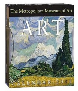 2011 Art Page-A-Day Gallery Calendars