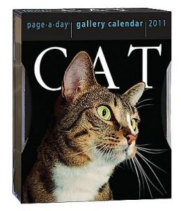 2011 Cat Page-A-Day Gallery Calendars