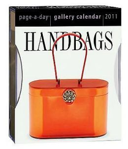 2011 Handbags Page-A-Day Gallery Calendars