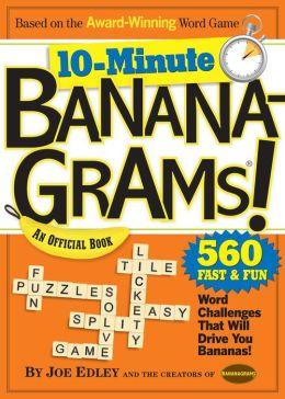 10-Minute Bananagrams!