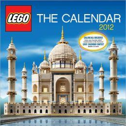 2012 LEGO: The, Wall Calendar