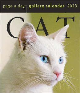 2013 Cat Page-A-Day Gallery Calendar