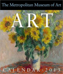 2013 The Metropolitan Museum of Art Page-A-Day Gallery Calendar