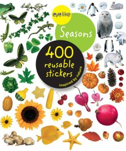 Eyelike Stickers: Seasons