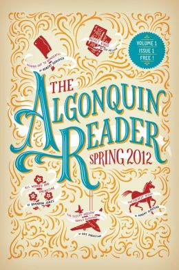 The Algonquin Reader: Spring 2012