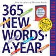 Book Cover Image. Title: 2014 356 New Word-A-Year Page-A-Day Calendar, Author: Compiled by Merriam-Webster