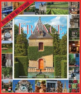 2014 365 Days in France Picture-A-Day Wall Calendar