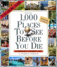 Book Cover Image. Title: 2014 1,000 Places to See Before You Die Picture-A-Day Wall Calendar, Author: Patricia Schultz