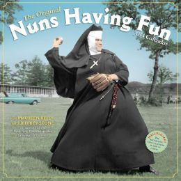 2014 Nuns Having Fun Wall Calendar