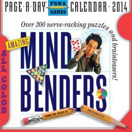 2014 Amazing Mind Benders Calendar