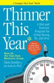 Book Cover Image. Title: Thinner This Year:  A Younger Next Year Book, Author: Chris Crowley