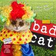 Book Cover Image. Title: 2015 Bad Cat Mini Calendar, Author: Workman Publishing
