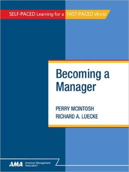 Becoming a Manager: EBook Edition