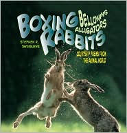 Boxing Rabbits, Bellowing Alligators: Courtship Poems from the Animal World