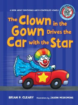 #8 the Clown in the Gown Drives the Car with the Star