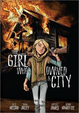 The Girl Who Owned a City: Graphic Novel