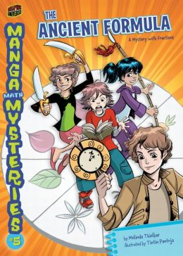 5 the Ancient Formula: A Mystery with Fractions