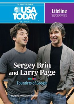 Sergey Brin and Larry Page: Founders of Google