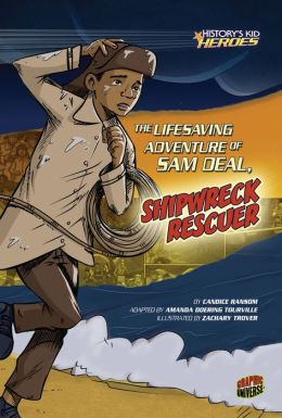 The Lifesaving Adventure of Sam Deal, Shipwreck Rescuer
