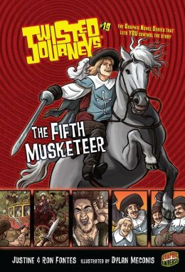 The Fifth Musketeer (Twisted Journeys Series #19)