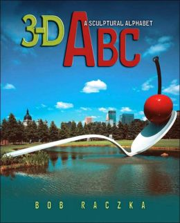 Three-d ABC: A Sculptural Alphabet