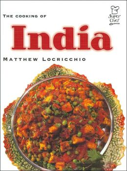 The Cooking of India (Superchef Series)