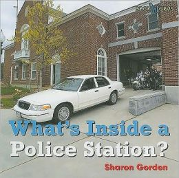 What's Inside a Police Station?