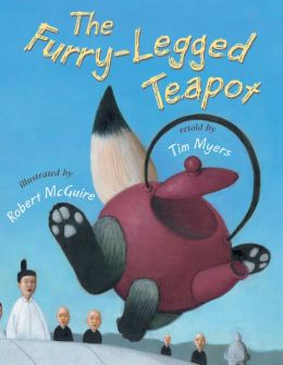 The Furry-Legged Teapot