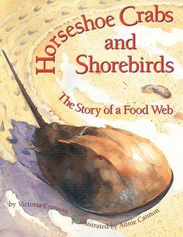 Horseshoe Crabs and Shorebirds The Story of a Food Web