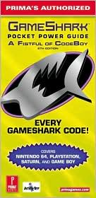 Gameshark Pocket Power Guide: Prima's Authorized Strategy Guide
