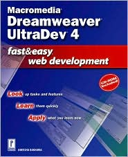 Macromedia Dreamweaver UltraDev 4 Fast & Easy Web Development