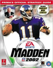 Madden NFL 2002: Prima's Official Strategy Guide Mark Cohen