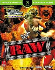 Wwf Raw Is War: Prima's Official Strategy Guide