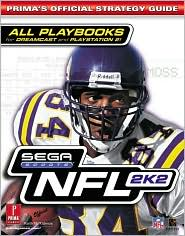 NFL 2k2: Prima's Official Strategy Guide