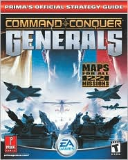 Command and Conquer Generals: Prima's Official Strategy Guide