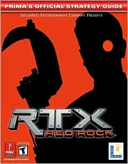 RTX Red Rock: Prima's Official Strategy Guide