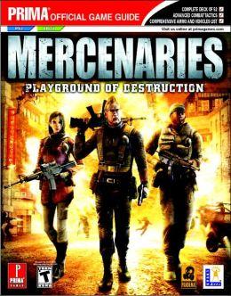 Mercenaries: Prima Official Game Guide
