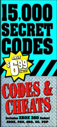 Codes and Cheats Summer 2007