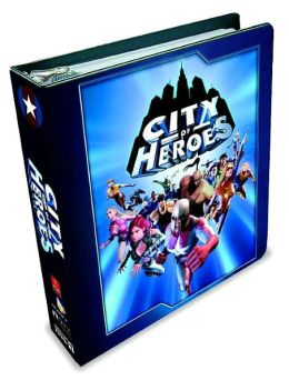 City of Heroes Binder: Prima's Official Game Binder
