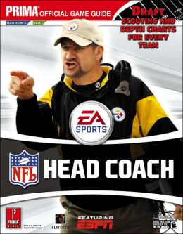NFL Head Coach: Prima Official Game Guide