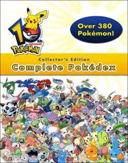 Pokemon 10th Anniversary Pokedex: Prima Official Game Guide