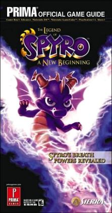 Legend of Spyro, A New Beginning: Prima Official Game Guide