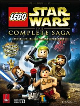 Lego Star Wars: Prima Official Game Guide