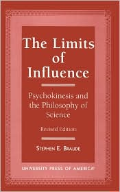 The Limits of Influence: Psychokinesis and the Philosophy of Science