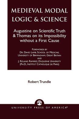 Medieval Modal Logic & Science