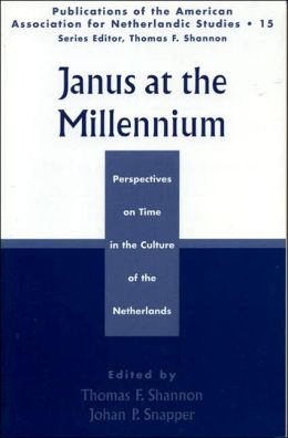Janus at the Millennium: Perspectives on Time in the Culture of the Low Countries