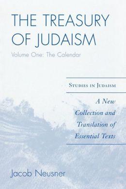 Treasury Of Judaism