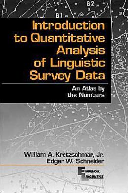 Introduction To Qualitative Analysis Of Linguistic Survey Data