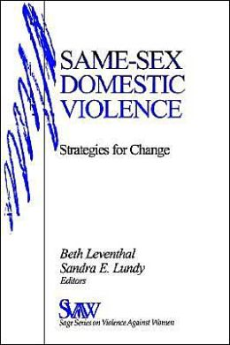 Same-Sex Domestic Violence