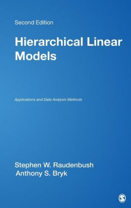 Hierarchical Linear Models: Applications and Data Analysis Methods